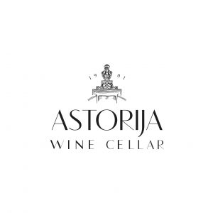 Astorija wine cellar